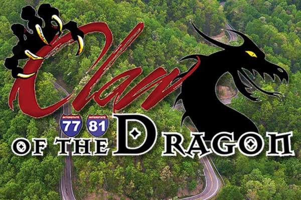 Tail of the Dragon at Deals Gap – Motorcycle and sport car