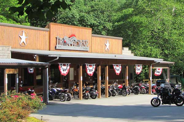 Ironhorse Motorcycle Lodge Robbinsville Nc